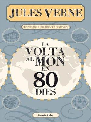 cover image of La volta al món en 80 dies
