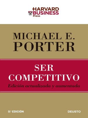 cover image of Ser competitivo