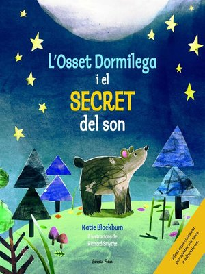 cover image of L'Osset Dormilega i el secret del son