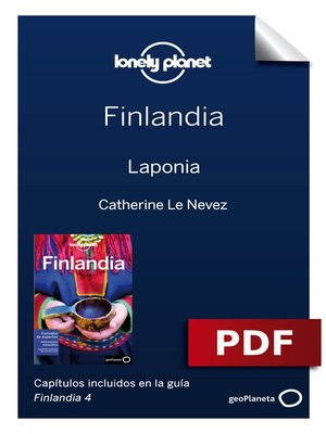 cover image of Finlandia 4_10. Laponia