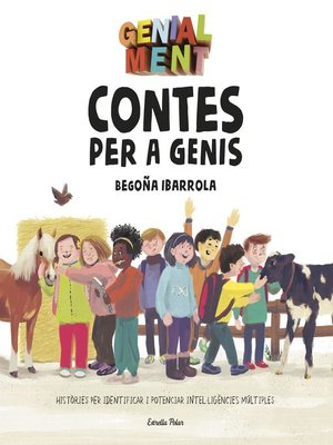 cover image of Genial Ment. Contes per a Genis