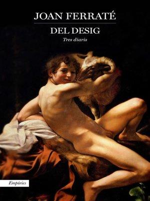 cover image of Del desig