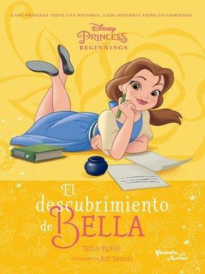 cover image of El descubrimiento de Bella