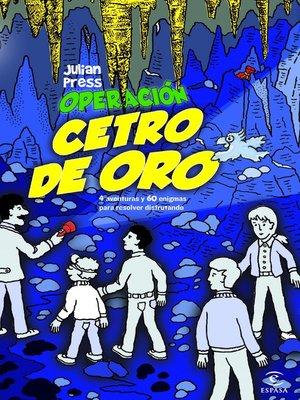 cover image of Operación Cetro de Oro