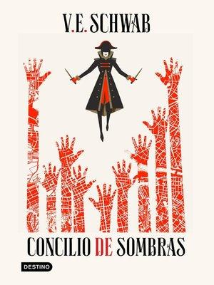cover image of Concilio de sombras