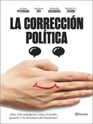 cover image of La corrección política