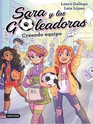 cover image of Creando equipo
