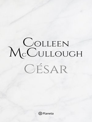 cover image of César