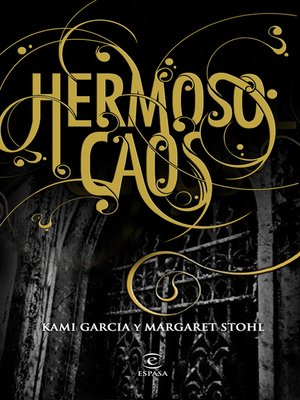 cover image of Hermoso caos