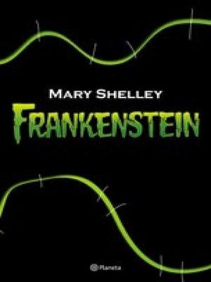 cover image of Frankestein