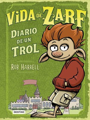 cover image of Vida de Zarf