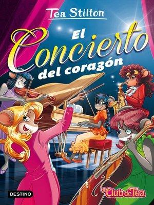 cover image of El Concierto del corazón