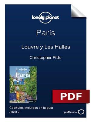cover image of París 7_4. Louvre y Les Halles