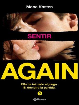 cover image of Sentir (Serie Again 3)