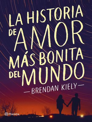 cover image of La historia de amor más bonita del mundo
