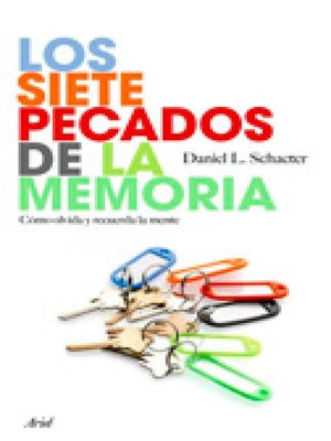 cover image of Los siete pecados de la memoria