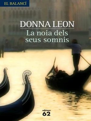 cover image of La noia dels seus somnis