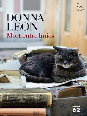 cover image of Mort entre línies