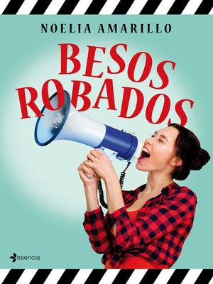 cover image of Besos robados