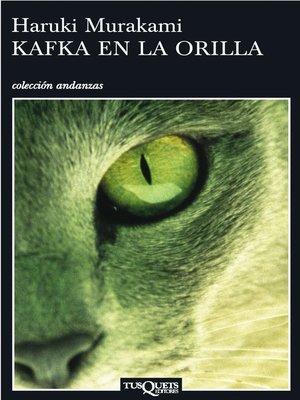 cover image of Kafka en la orilla