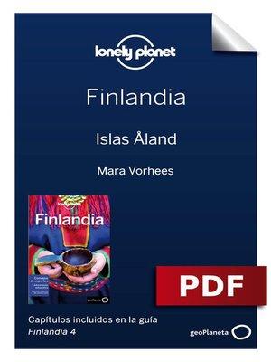 cover image of Finlandia 4_4. Islas Åland