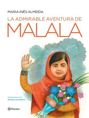 cover image of La admirable aventura de Malala