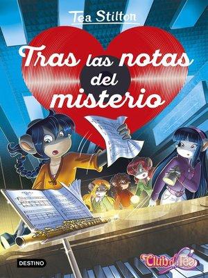 cover image of Tras las notas del misterio