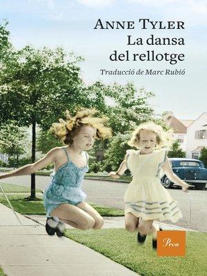 cover image of La dansa del rellotge