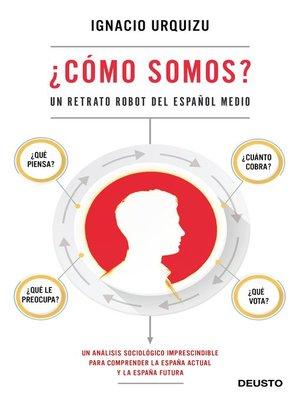 cover image of ¿Cómo somos?