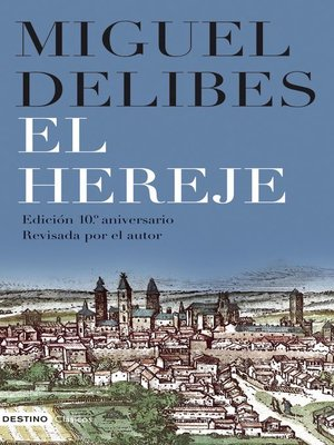 cover image of El hereje