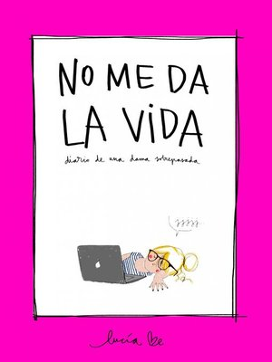 cover image of No me da la vida