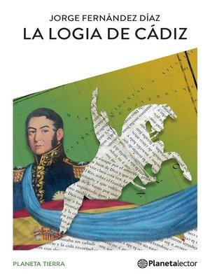 cover image of La logia de Cádiz