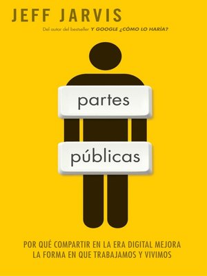 cover image of Partes públicas