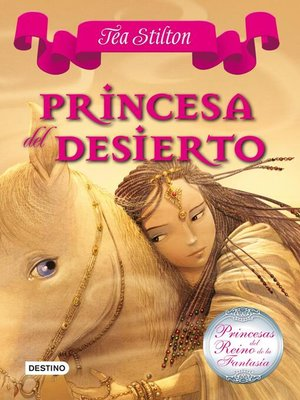 cover image of Princesa del Desierto