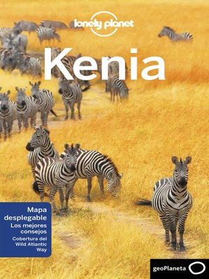 cover image of Kenia 3