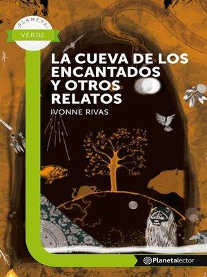 cover image of La cueva de los encantados