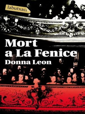 cover image of Mort a La Fenice