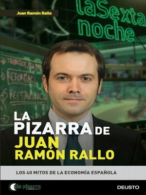 cover image of La pizarra de Juan Ramón Rallo