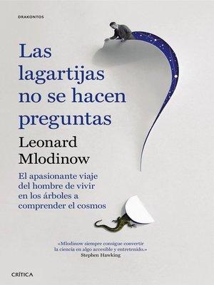 cover image of Las lagartijas no se hacen preguntas