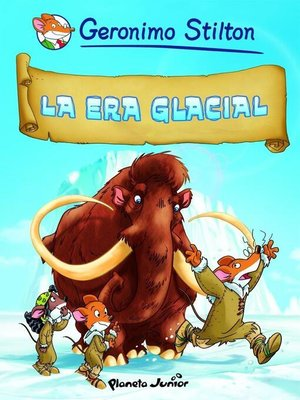 cover image of La era glacial
