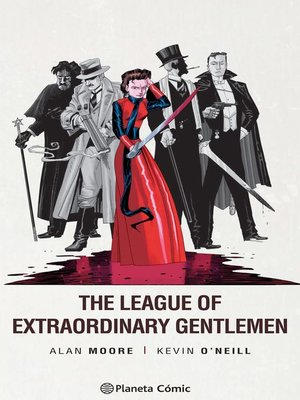 cover image of The League of Extraordinary Gentlemen