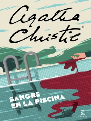 cover image of Sangre en la piscina