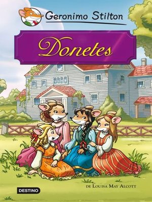 cover image of Donetes