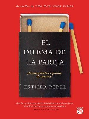 cover image of El dilema de la pareja
