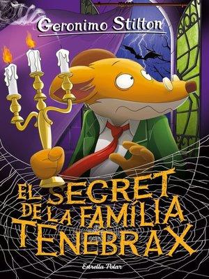 cover image of El secret de la família Tenebrax