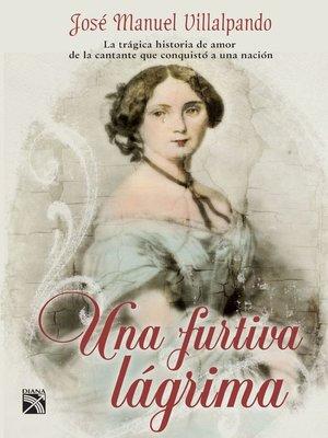 cover image of Una furtiva lágrima
