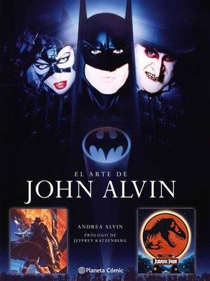 cover image of El Arte de John Alvin