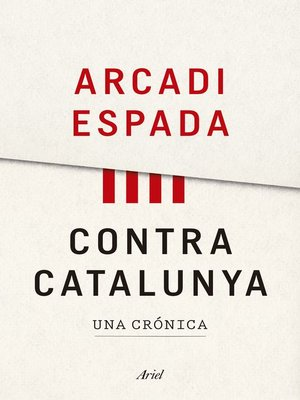 cover image of Contra Catalunya