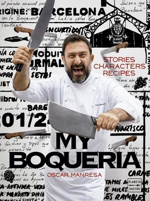 cover image of My Boqueria