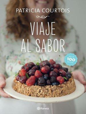 cover image of Viaje al sabor